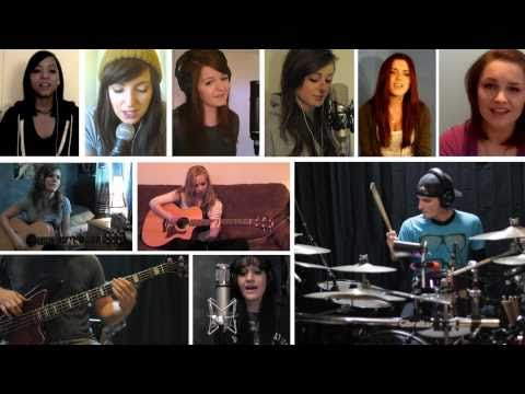 Paramore Collab - The Only Exception - Cover By Kate McGill & Co (Now On iTunes)