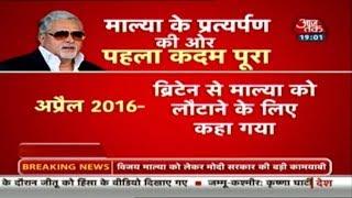 Modi सरकार की बड़ी कामयाबी: Vijay Mallya के प्रत्यर्पण को लंदन कोर्ट की मंजूरी - AAJTAKTV