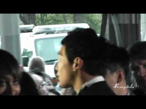 [Rain (Bi) Fancam]110426 Rain @ TIME100 Gala Party in NY_Red Carpet