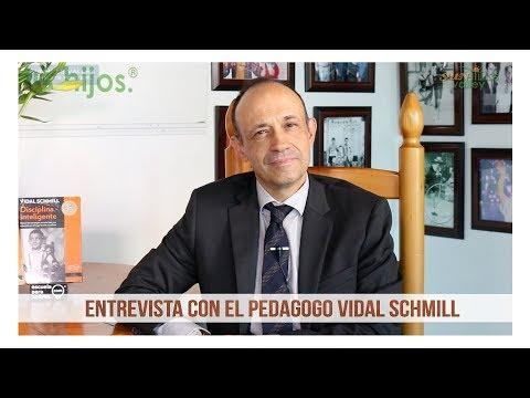 Entrevista con el Pedagogo Vidal Schmill
