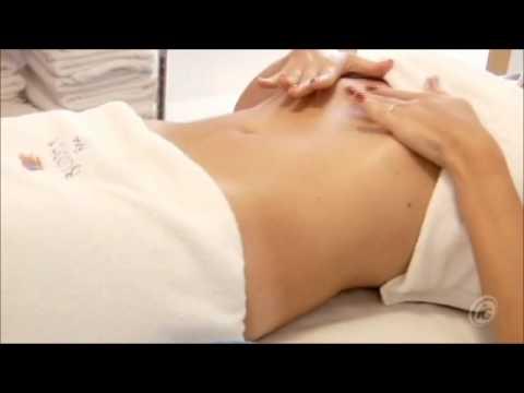 Massagem para eliminar celulite