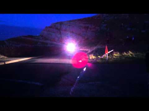 Cambrian Rally 2012 - Great Orme Stage - Lancia Stratos