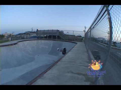 Ocean Bowl Skatepark