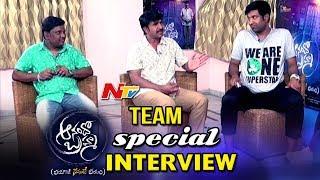 Srinivas Reddy & Vennela Kishore Special Chit Chat || Anando Brahma || NTV - NTVTELUGUHD