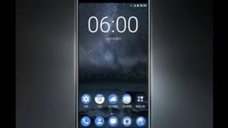Aguante nokia papa, ya presento su gama media: Nokia 6