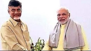 In show of unity, Chandrababu Naidu to join Narendra Modi on Telangana campaign trail - NDTV