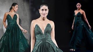 #BollywoodNews: करीना कपूर का फैशन शो में जलवा