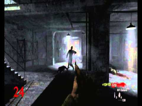 CoD 5 Zombies Narcht Der Untoten Part 4