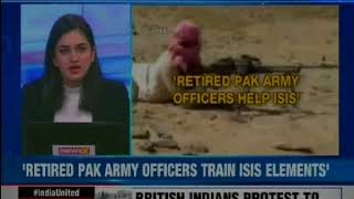Sunday Guardian Exclusive: Pak training ISIS elements: Report - NEWSXLIVE