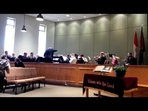 Oakville and Salvation Army Bands - Postlude...continued
