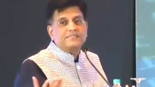 Artificial Intelligence is about creating trains with brains: Piyush Goyal - TIMESOFINDIACHANNEL