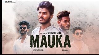 MAUKA LATEST TELUGU  SHORT FILM 2019 by Sekhar Prabha - YOUTUBE