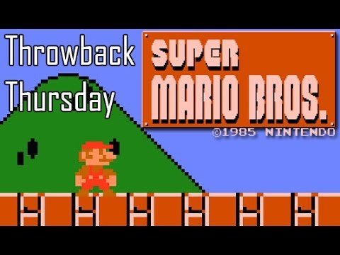 Super Mario Bros. - Throwback Thursday | Too Much Gaming