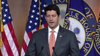 Ryan holds a news conference following the Trump-Putin Summi - WASHINGTONPOST