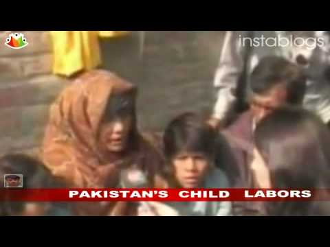 Death of Shazia causes outrage against child labor in Pakistan