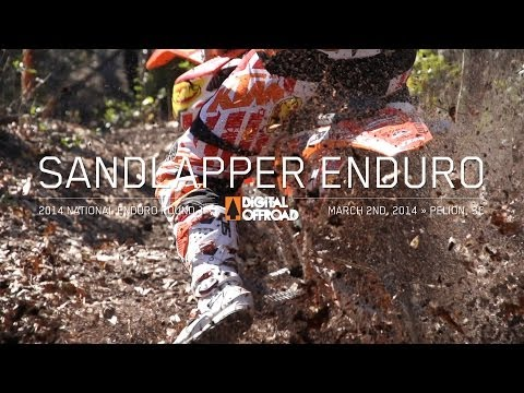 2014 Sandlapper National Enduro