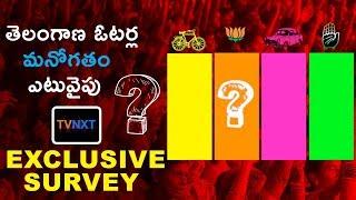 తెలంగాణ విజేత ఎవరు ...? | TVNXT Exclusive Survey On Telangana Elections 2018 | TVNXT Hotshot - MUSTHMASALA