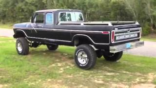 1979 F250 Super Cab 4x4 Youtube