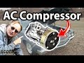 How To Replace Your AC Compressor