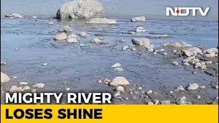 A River In Arunachal Pradesh Has Turned Black And No One Knows Why - NDTV