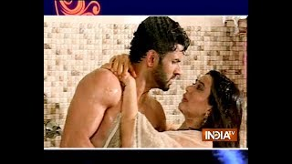 Qayamat Ki Raat: Watch Raj and Gauri's romantic sequence - INDIATV