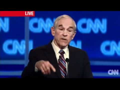 Crowd Erupts In Anger As John King Ignores Ron Paul On Abortion Question