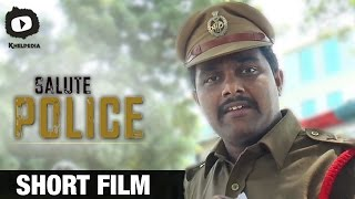 Salute Police Latest Telugu Award Winning Short Film by Azas | Social Message Short Film | Khelpedia - YOUTUBE