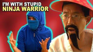 [I'm With Stupid - Ninja Warrior - Part 1] Video