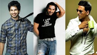 Bollywood News in 1 minute-20/07/2014 - John abraham, Akshay Kumar, Shahid Kapoor