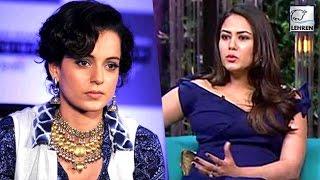 Kangana Ranaut APOLGISES To Shahid Kapoor's Wife Mira   LehrenTV