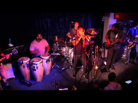 Trombone Shorty & Orleans Avenue live