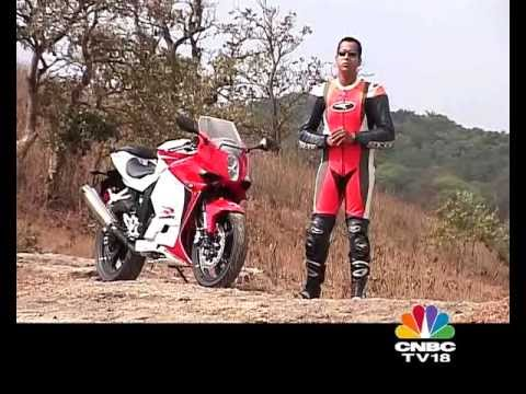 Hyosung GT250R first ride - OVERDRIVE