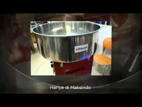 Mesin GuLa Kapas Arum Manis Untuk Membuat Gulali