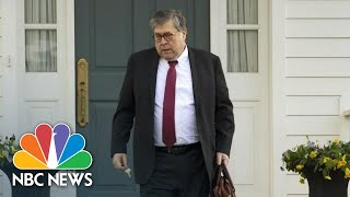 AG William Barr: Conclusions From Robert Mueller Report May Come 'This Weekend' | NBC News - NBCNEWS