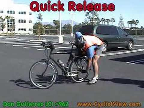 ABC Quick Check - Bicycle Safety