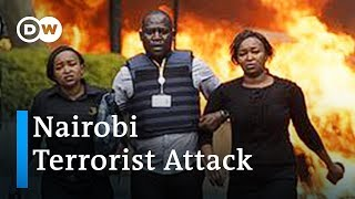Kenya: Islamist terrorists kill at least 14 in Nairobi hotel siege | DW News - DEUTSCHEWELLEENGLISH