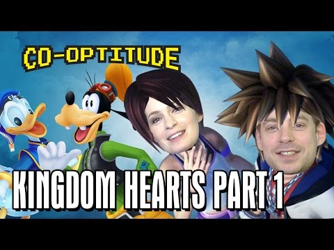 Kingdom Hearts Let