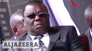 Zimbabwe opposition leader Morgan Tsvangirai dies - ALJAZEERAENGLISH