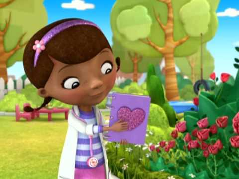 """Bop, Bop, Bop (Don't Wanna Pop!)"" -- Doc McStuffins Music -- Disney Junior Official"