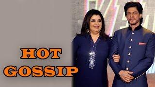 Shahrukh Khan not cooking for Farah Khan's cookery show | HOT GOSSIP