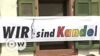 German town struggles to cope with immigration protests - DEUTSCHEWELLEENGLISH