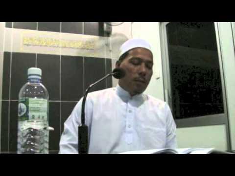 Ustaz Shamsul Jamil-Hukum imam tunggu makmum