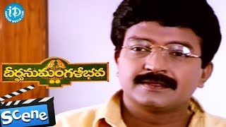 Deerga Sumangali Bhava Movie Scenes - Rajashekar Accepts Marriage With Ramya Krishna - IDREAMMOVIES