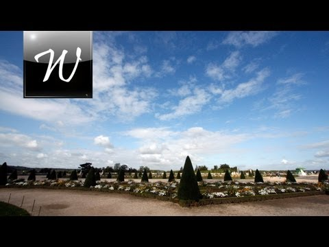 Gardens of Versailles, France [HD]