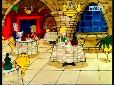 Garfield i Przyjaciele (odc. 16 cz. 1) -  Wielki przekręt