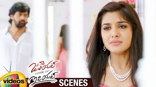 Nivetha Thomas Best Emotional Scene   Juliet Lover of Idiot Telugu Movie Scenes   Naveen Chandra - MANGOVIDEOS