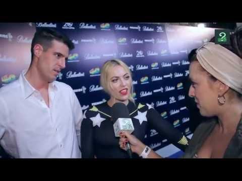Nominados Premios 40 Principales 2014 - Entrevista Uri Sabat y Daniela Blume