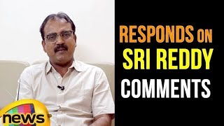 Director Koratal Siva Responds On Actress Sri Reddy Controversy | Mango News - MANGONEWS