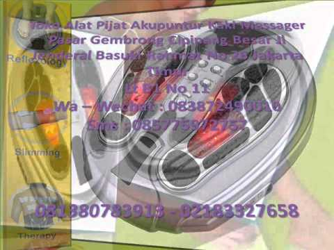 Ks 1688 alat pijat kaki 085775972757 Electromagnetic Wave Pulse Foot Massager