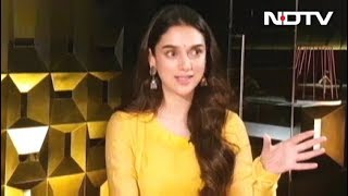 Aditi Rao Hydari On Working With Sanjay Leela Bhansali - NDTV